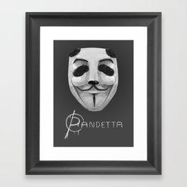 pandetta Framed Art Print