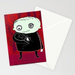 Heroine Protagonist Stationery Cards