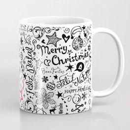 Merry Christmas Multiple languages Coffee Mug