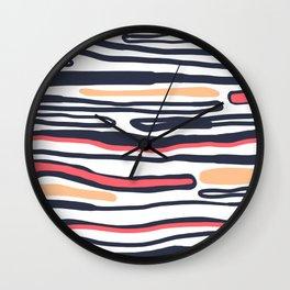 eel Wall Clock