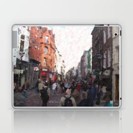 Grafton Street Laptop & iPad Skin