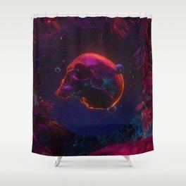 Hallow Shower Curtain
