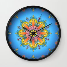Just Joy Wall Clock