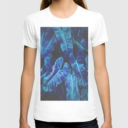 pandora plant blue turquoise T-shirt