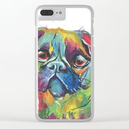 The Beggar Clear iPhone Case