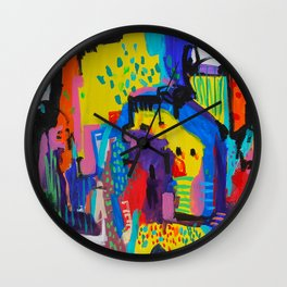 Someday someday Wall Clock
