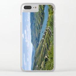 Portugal, the Douro valley near Peso da Regua Clear iPhone Case