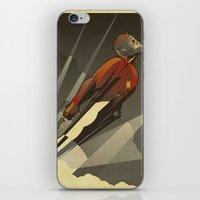 star iPhone & iPod Skins featuring The Star-Lord by Danny Haas