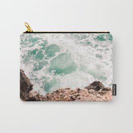 Ocean pattern Carry-All Pouch