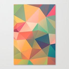 Geometric XIV Canvas Print