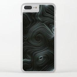 noyz-crl-1 Clear iPhone Case