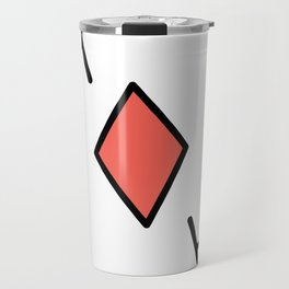 The Aces Have It Travel Mug