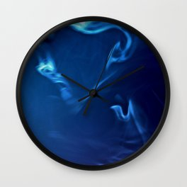 Abstract Deconstructing Y Wall Clock