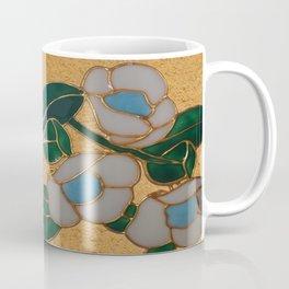 Australian Leatherwood Flowers~Honey Sand Background~OVERSIZED Coffee Mug
