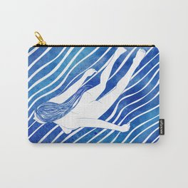 Water Nymph LXIV Carry-All Pouch