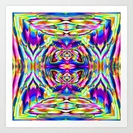 Pattern-316 Art Print