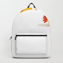 Cute Chicken Backpack