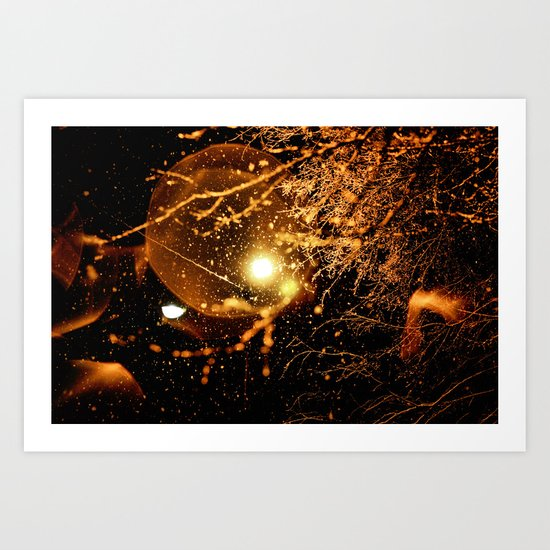 You're made of stardust Art Print