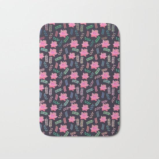 Little blossom Bath Mat
