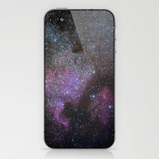 North America Nebula and Pelican Nebula iPhone & iPod Skin