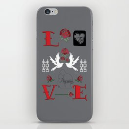 Love Vision Board iPhone Skin