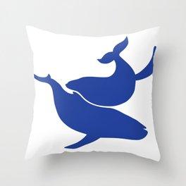 deep love Throw Pillow