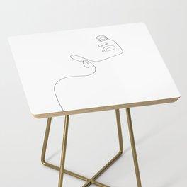 Dreamy Girl Side Table
