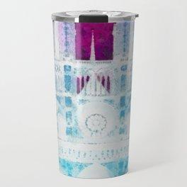 Notre Dame Night Travel Mug