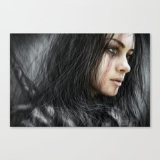 From the Storm Canvas Print