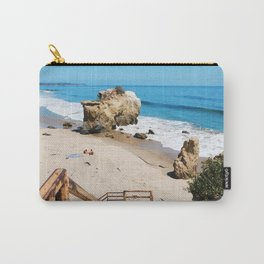 El Matador State Beach Stairs Carry-All Pouch