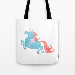 Unicorn Pegasus Tote Bag