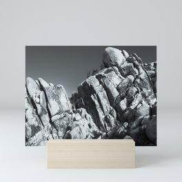 Big Rock 5793 Joshua Tree Mini Art Print