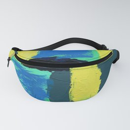Abstract Expression No. 13 Fanny Pack