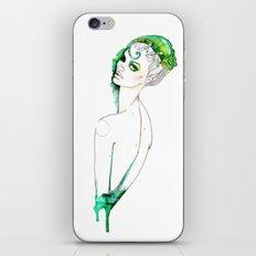 Camaleonte iPhone & iPod Skin