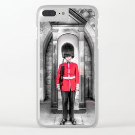 Coldstream Guard Clear iPhone Case