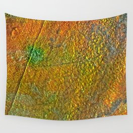 Ammolite Wall Tapestry
