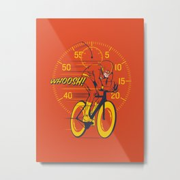 Whoosh! Metal Print