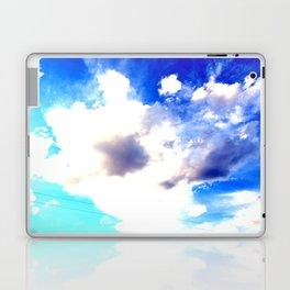 Blue Skies Will Never Fade Laptop & iPad Skin