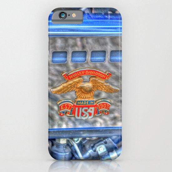 Harley 2 iPhone & iPod Case
