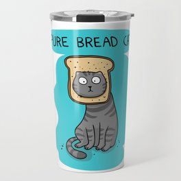 Pure bread cat Travel Mug