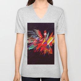Phoenix Unisex V-Neck