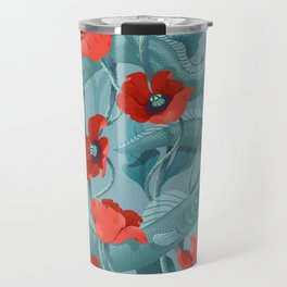 Barracuda - Aqua version Travel Mug