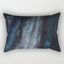 Galaxy Shimmer Rectangular Pillow