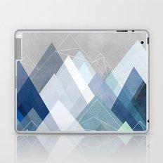 Graphic 107 X Blue Laptop & iPad Skin