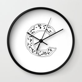 A-Z Catalogue of the Current Times (C) Wall Clock