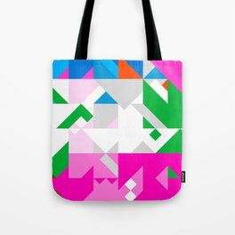 Triangle New Tote Bag