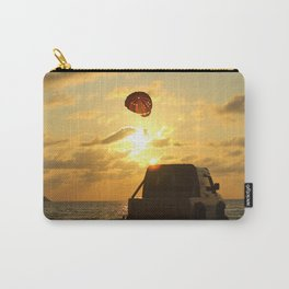 Sunset on Patong beach. Carry-All Pouch