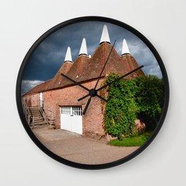 Oast House Wall Clock