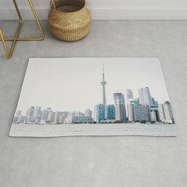 CN TOWER, CANADA Rug