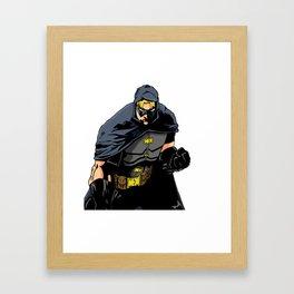 CALIBER Title Images Framed Art Print